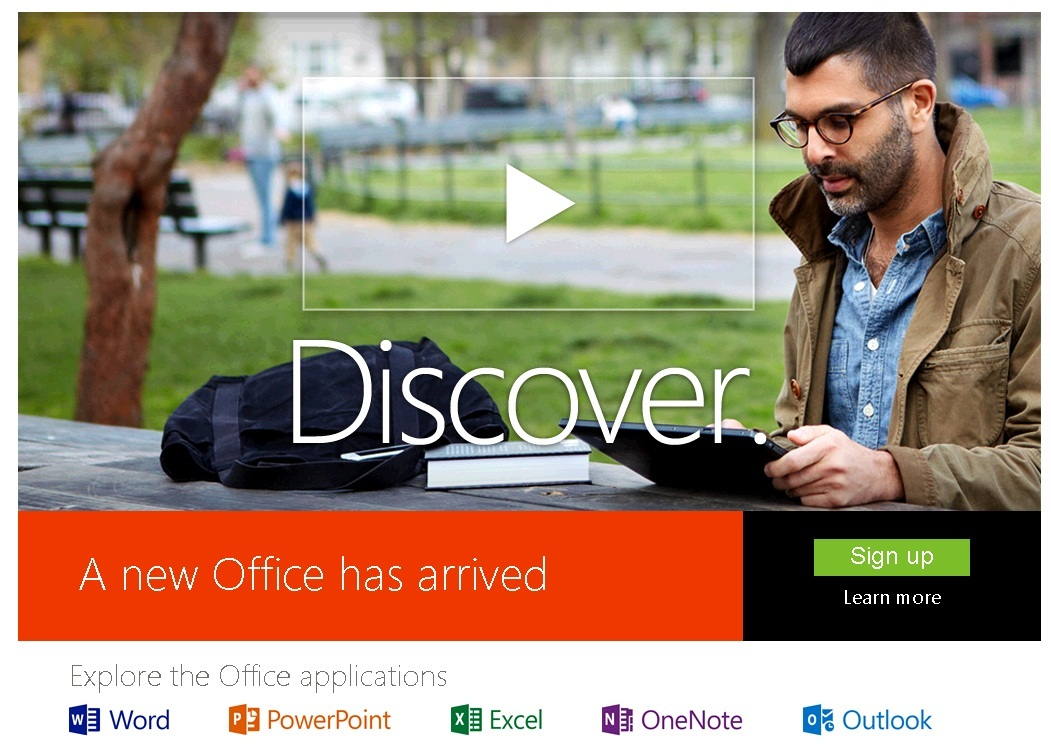 MS Office 2013 - Customer Preview