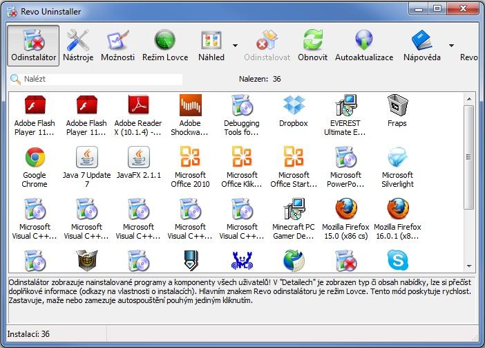 Ako úplne odinštalovať programy z PC? - stiahnut sk
