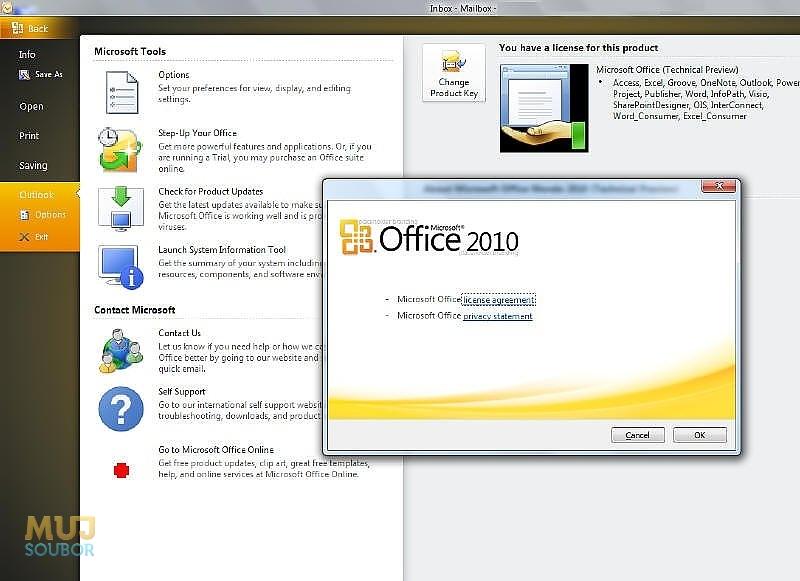 product key microsoft office word 2010 free