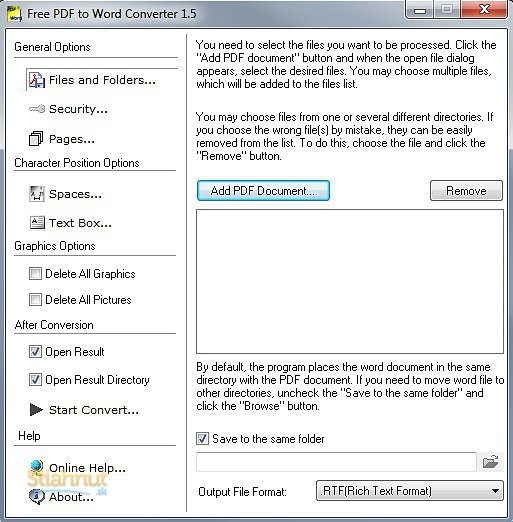 word to pdf convert free