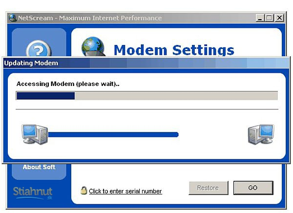 Netscream