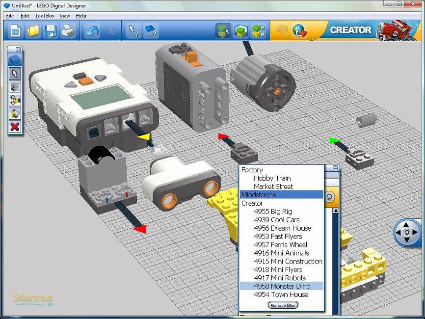 Lego digital designer na stiahnutie zadarmo for Lego digital designer templates