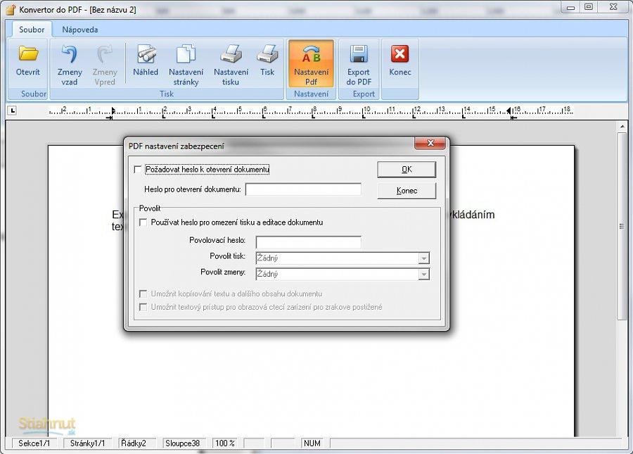 P ev st PNG do PDF P evod PNG do form tu PDF Online konvertor PNG do PDF
