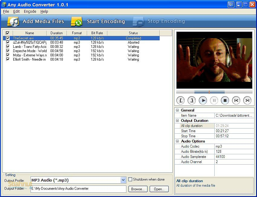 Avs audio converter 7.2