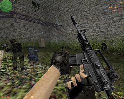 Counter-Strike - Týmová hraCounter-Strike 1.6 Non-Steam