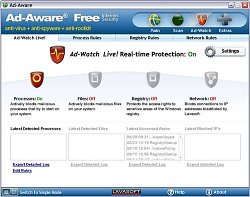 AntispywareAd-Aware Free Internet Security