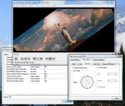 VLC media player - Video efektyVLC Media Player