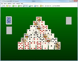 Hra pyramid123 Free Solitaire