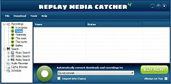 Replay Media Catcher