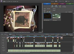 Strih videaAdobe Premiere Elements