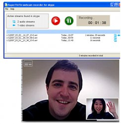 Záznam videaSkype Video Call Recorder