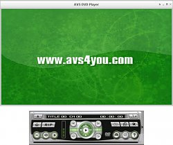 AVS DVD Player