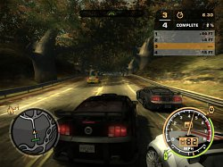 Úpravy áutNeed for speed: Most wanted