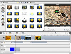 Úprava videaAVS Video Editor