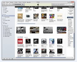 iTunes  - Online prodej hudby