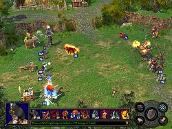 Ostrý stretHeroes of Might and Magic 5