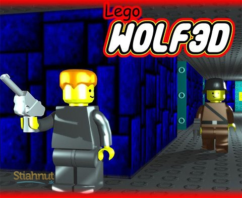 LEGO – Wolf3D