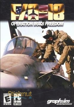 F/A-18 Operation Iraqi Freedom