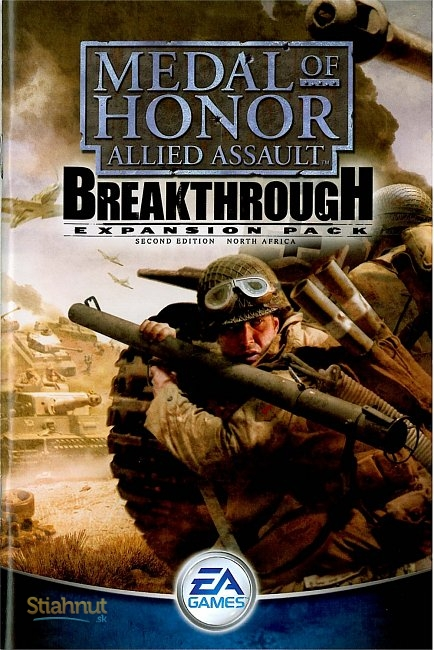 Medal of Honor: Allied Assault – Breaktrough