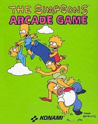 Simpsons Arcade Game
