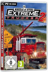 Obal hry18 Wheels of Steel: Extreme Trucker 2