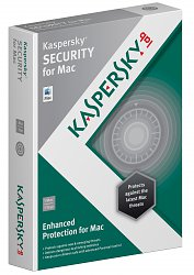 Kaspersky Security for Mac 2013
