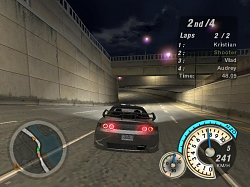 Plná rýchlosťNeed for Speed: Underground 2