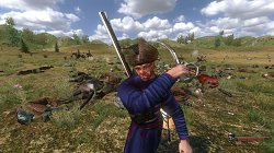 Bojové poleMount & Blade: With Fire & Sword