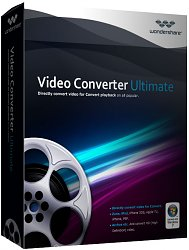 Wondershare Video Converter Ultimate