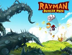 Rayman Jungle Run (mobilné)