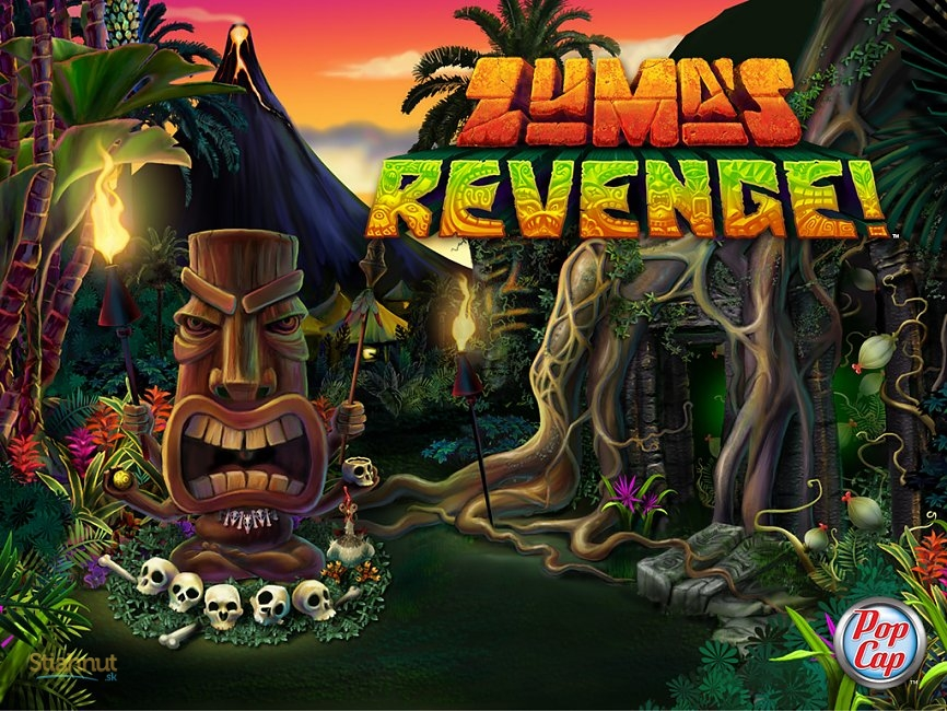 Zuma Deluxe Game - Free Download Full Version For PC