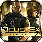 Deus Ex: The Fall (mobilné)