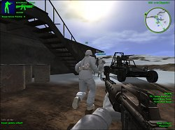 Multiplayer módDelta Force: Xtreme 2