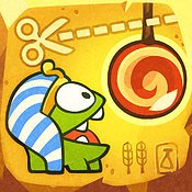 Cut the Rope: Time Travel (mobilné)