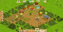 Menšia farmaGoodGame Big Farm