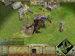 SúbojAge of Mythology: The Titans