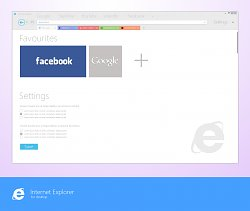 FacebookInternet Explorer 11