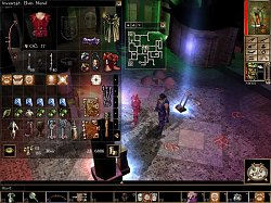 InventárNeverwinter Nights