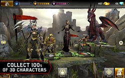 100 charakterovHeroes of Dragon Age (mobilné)