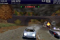 OhrozenieNeed for Speed III: Hot Pursuit
