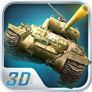Crazy Fighting Tank 3D-FPS (mobilné)