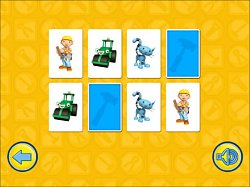 PexesoBob the Builder's Playtime Fun! (mobilné)