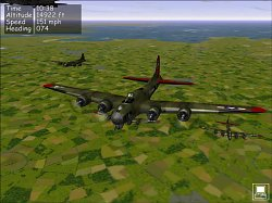 Bombardovacia skvadraB-17 Flying Fortress: the Mighty Eighth