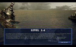 Úvod k leveluPearl Harbor: Fire on the Water