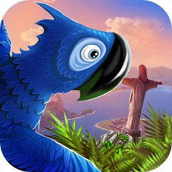 Escape From Rio - Blue Birds (mobilné)