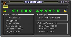 MP3 Sound Cutter