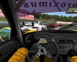 CockpitGTR – FIA GT Racing Game