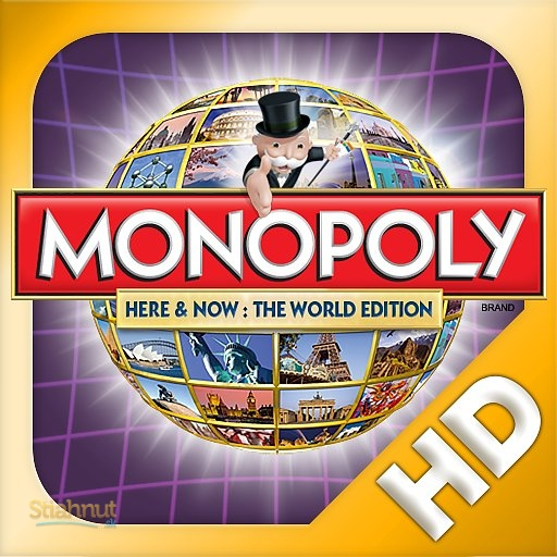 MONOPOLY Here & Now: The World Edition (mobilné)