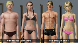 RealizmusThe SIMS 4