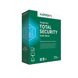 Kaspersky Total Security multi-device CZ